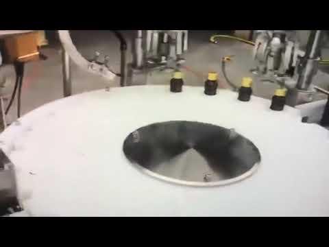 riempitrice automatica di olio essenziale di oliva di canapa di palma da cocco e senape