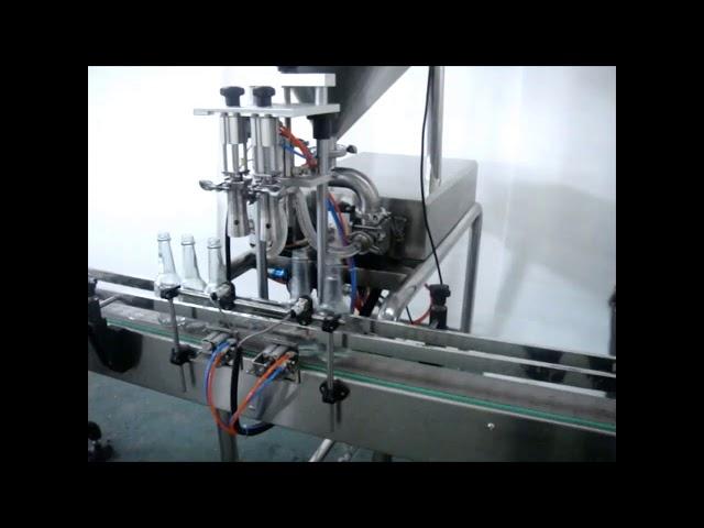 riempitrice automatica per lavaggio a mano a doppia testa in vendita