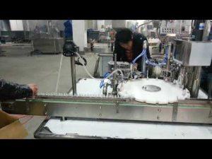 macchina per il riempimento di piccoli liquidi con gocce nasali