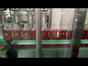 riempitrice automatica dell'olio d'oliva