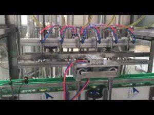 tappatrice riempimento olio liquido automatico, miele, marmellata, shampoo