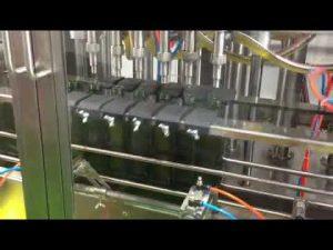 produttori automatici di macchine per il riempimento di olio di senape a pistoni