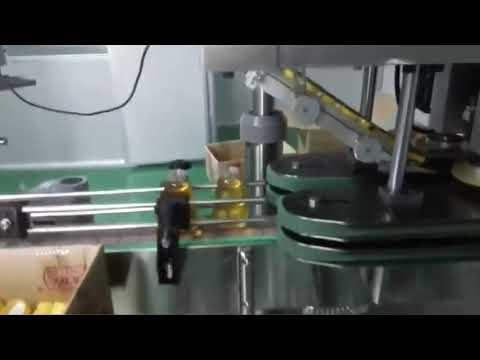 riempitrice di olio motore completamente automatica di tipo lineare