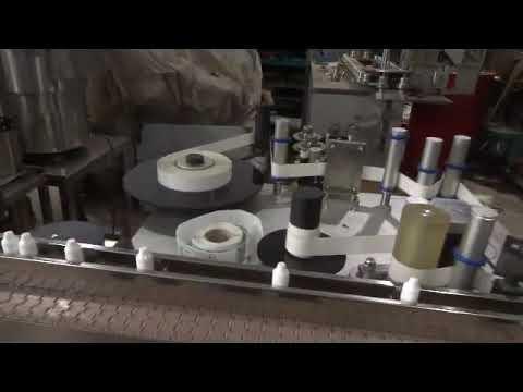 linea di produzione riempitrice del collirio del collirio automatico di lavaggio delle bottiglie
