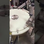 riempitrice e tappatrice automatica per lozioni di bottigliette