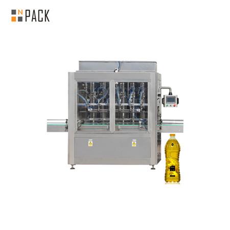 attrezzatura di riempimento dell'olio automatica