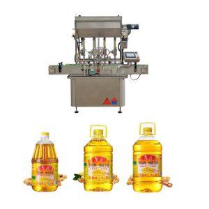 riempitrice automatica rotativa dell'olio