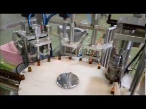 tappatrice tappatrice automatica e liquida da 10 ml