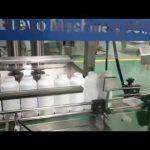 imbottigliatrice detergente per bucato, linea di produzione del liquido detergente di lavaggio