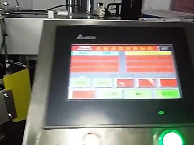 macchina etichettatrice automatica computerizzata per etichette rotolo adesivo etichetta busta di plastica
