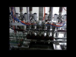 riempitrice liquida dell'imballaggio liquido della salsa ketchup viscosa della bottiglia automatica del pistone di 4 teste
