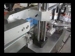 etichettatrice automatica per biadesivo per bottiglie tonde