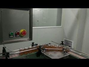 etichettatrice per tappatura di riempimento lavaggio lavaggio salsa salsa automatica vasetto bottiglia