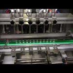 riempitrice automatica di gel disinfettante per alcol per l'industria chimica quotidiana