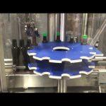 sigillatrice tappatrice automatica con tappo a vite in alluminio ropp per bottiglia di vetro