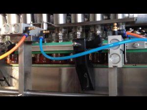 riempitrice automatica di salsa di pomodoro al burro di arachidi al cioccolato