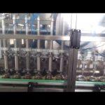 macchina automatica per il riempimento di yogurt con vasetti di miele in vetro