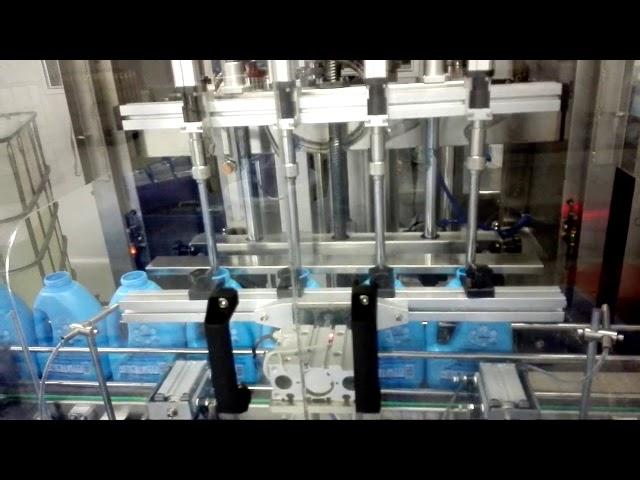 Riempitrice disinfettante per mani disinfettante per mani con sapone per mani da 100-1000 ml di sapone liquido automatico