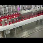 riempitrice automatica per anticorrosione e candeggina antisettica