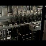 prezzo della riempitrice per bottiglie di olio d'oliva, riempitrice lineare per olio commestibile a pistoni