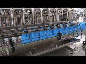imbottigliatrice automatica del pistone della macchina del riempitore del sapone liquido disinfettante della mano