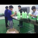 prezzo della macchina di riempimento dello shampoo liquido di lavaggio