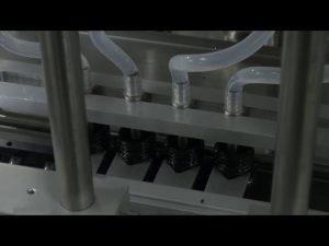 10ml-5l Riempitrice per liquidi con precisione desktop automatica a 6 teste