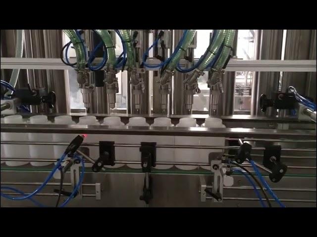 riempitrice automatica disinfettante per le mani