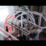 riempitrice automatica completa di olio di canapa cbd bottiglia di smalto per unghie in vendita