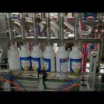 riempitrice liquida automatica del profumo dell'olio di oliva della pompa di controllo digitale