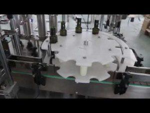 riempitrice di olio di oliva automatica standard di vendita calda ce