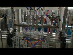 riempitrice automatica di alcol detergente disinfettante per le mani