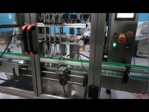 riempitrice automatica della linea di produzione della marmellata di frutta e riempitrice della razione
