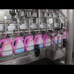 riempitrice automatica di bottiglie di shampoo per bottiglie di detergente, olio di oliva, olio di oliva