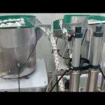 15 ml 30 ml collirio, tappatrice riempitrice contagocce vetro olio cbd