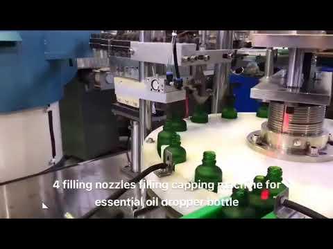 macchina contagocce olio essenziale cbd bottiglia olio contagocce