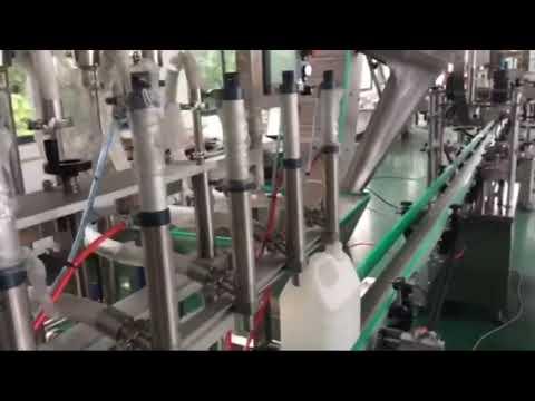 prezzo linea di riempimento pistone elettronico olio lubrificante personalizzato