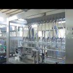 imbottigliatrice liquida viscosa lineare automatica automatica della fabbrica del barattolo della bottiglia di olio