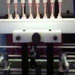 riempitrice di acido di candeggina detergente per WC in plastica anticorrosiva
