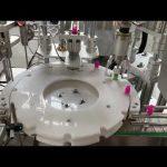 etichettatrice tappatrice elettronica automatica per riempimento olio cbd tappatura tappatura