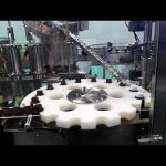 macchina per il riempimento e la sigillatura di olio per misuratore di portata per fondotinta hdpe di acido cloridrico ghiacciolo